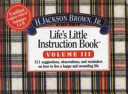 Life'S Little Instruction Book-Iii : ...