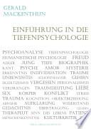 Einf  hrung in die Tiefenpsychologie