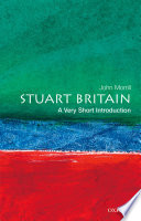 Stuart Britain  A Very Short Introduction