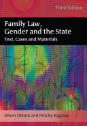 Family Law, Gender and the State