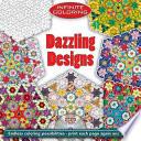 Infinite Coloring Dazzling Designs