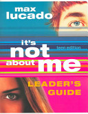 download ebook it's not about me, teen edition pdf epub