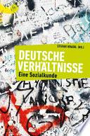 Deutsche Verhältnisse