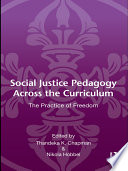 Social Justice Pedagogy Across the Curriculum