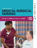 Klossner Introductory Maternity and Pediatric Nursing  2nd Ed   Timby Introductory Medical Surgical Nursing  10th Ed   Timby Workbook to Accompany Introductory Medical Surgical Nursing  10e   Timby PrepU for Timby s Introductory Medical Surgical Nursing