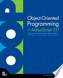 Object oriented Programming with ActionScript 2 0