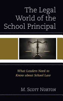 The Legal World Of The School Principal