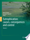 Eutrophication  Causes  Consequences and Control