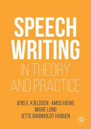 SPEECHWRITING IN THEORY AND PRACTICE. cover image