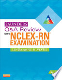 Saunders Q A Review For The Nclex Rn Examination E Book