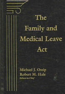 The Family And Medical Leave Act