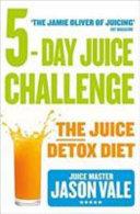 5 Day Juice Challenge