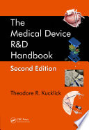 The Medical Device R D Handbook  Second Edition