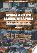 Africa and its Global Diaspora