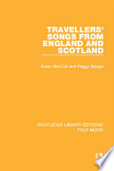 Travellers  Songs from England and Scotland