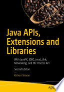 Java Apis Extensions And Libraries