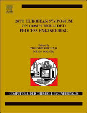 26th European Symposium On Computer Aided Process Engineering book