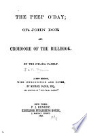 The Peep O Day Or John Doe And Crohoore Of The Billhook