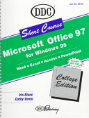Learning Microsoft Office 97  Professional Version