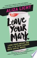 Book Leave Your Mark