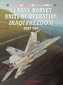 US Navy Hornet Units of Operation Iraqi Freedom  Part Two