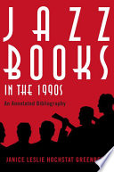 Jazz Books in the 1990s
