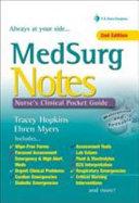 MedSurg Notes