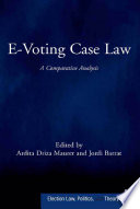 E Voting Case Law