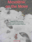 Mesolithic on the Move