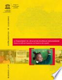 Le financement de l   ducation en Afrique subsaharienne