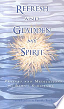 Refresh and Gladden My Spirit
