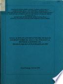 Evaluación de los impactos del huracán George's sobre el agua y el suelo en la República Dominicana. Informe de viaje del 2 al 10 de diciembre de 1998