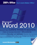Word 2010 200% Office