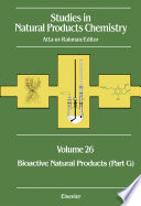 Bioactive Natural Products  Part G
