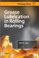 download ebook grease lubrication in rolling bearings pdf epub