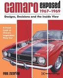 Camaro Exposed 1967 1969