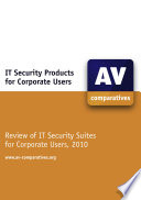 It Security Products for Corporate Users