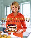 Book Martha Stewart s Baking Handbook