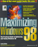 Maximizing Windows 98