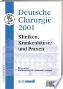 Deutsche Chirurgie 2001.