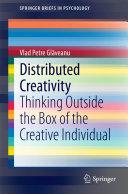 Distributed Creativity Book