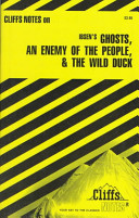 download ebook ghosts, an enemy of the people, the wild duck pdf epub