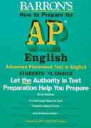How to Prepare for the Advanced Placement Examination English