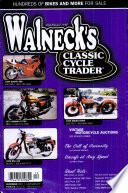 Walneck S Classic Cycle Trader December 2001