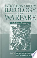 Indoctrinability Ideology And Warfare