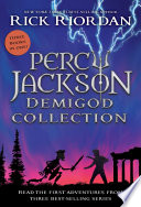 Percy Jackson Demigod Collection Book PDF