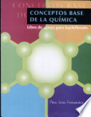Conceptos Base de la Quimica  Libro de Apoyo Para Bachillerato