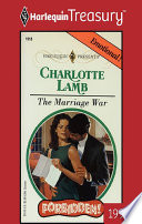 The Marriage War Book PDF