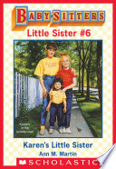Karen s Little Sister  Baby Sitters Little Sister  6