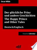 Der gl  ckliche Prinz und andere Geschichten   The Happy Prince and Other Tales